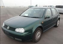 1998 Volkswagen Golf Owners Manual and Concept