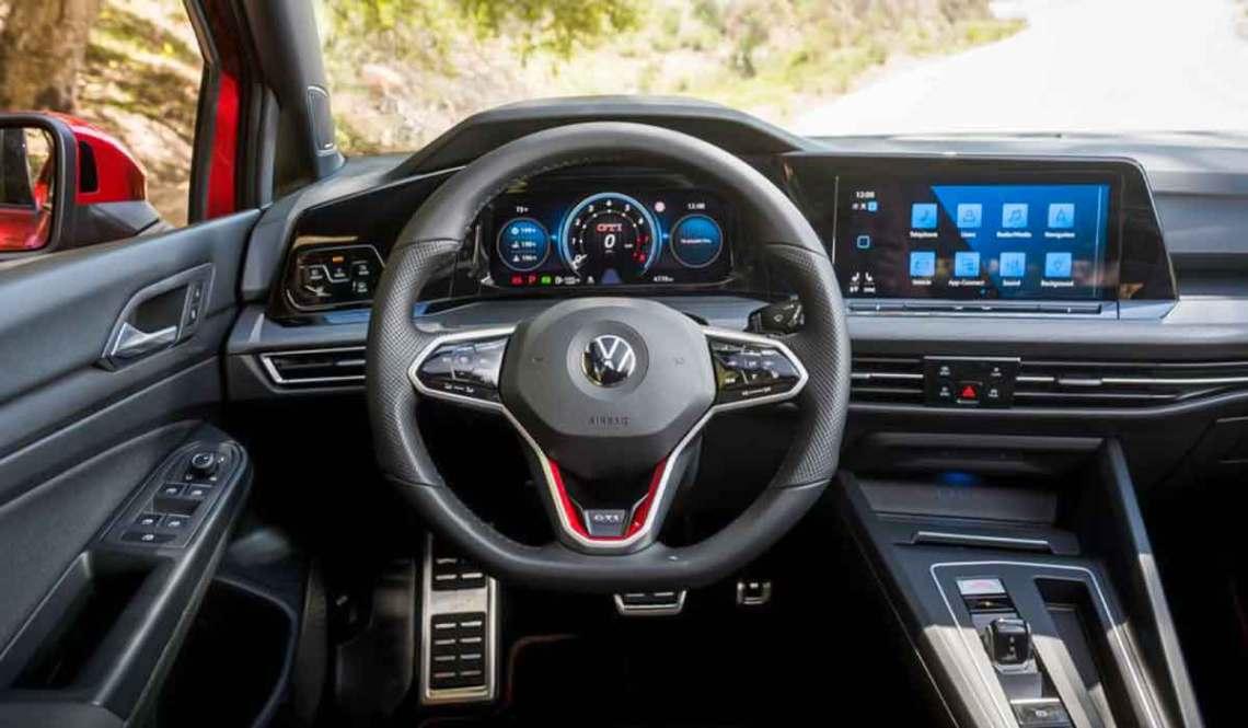 2022 VW Golf GTI