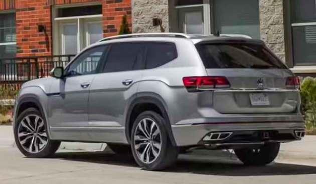 2023 Volkswagen Atlas