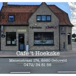 Logo Cafe Hoekske