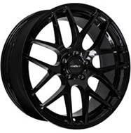 20 inch Calibre Exile R Gloss Black