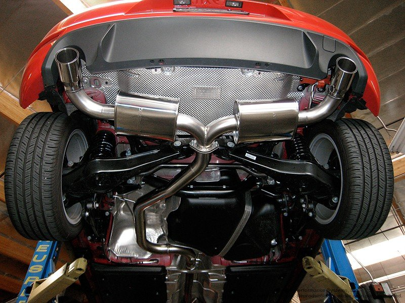 NEUSPEED MK6 GTI Catback Exhaust System