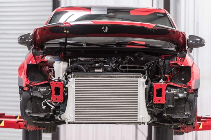 MK6 GTI APR Intercooler
