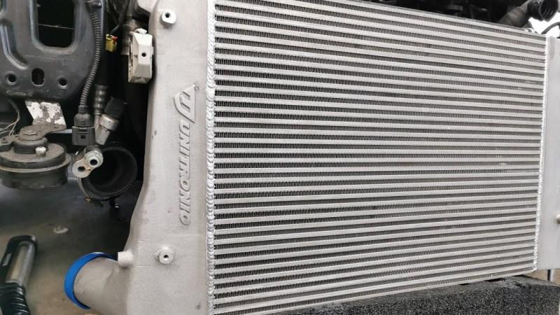 MK6 GTI Unitronic Intercooler