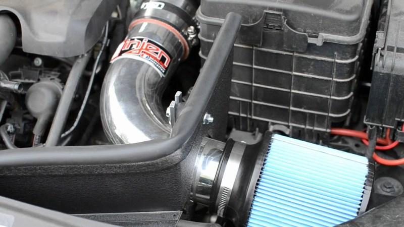 MK6 GTI Upgraded Injen Short Ram Intake