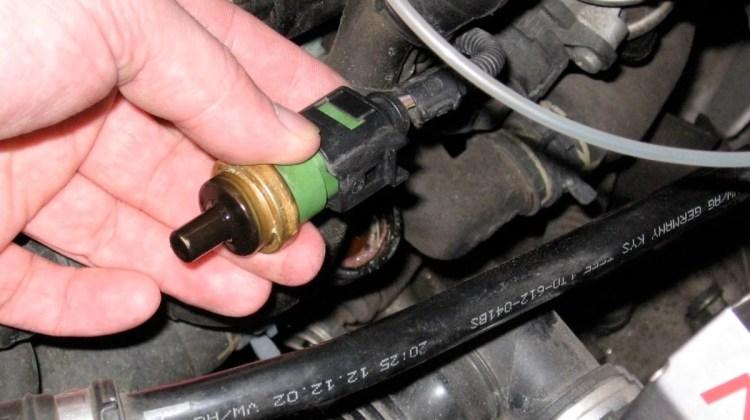 Volkswagen-Audi P1296 Fault Code