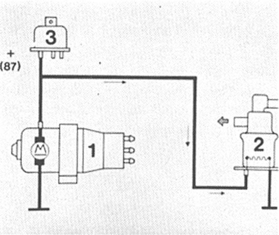 vw type 3 instruction manuals