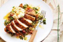 9 Flat Belly Chicken Dishes