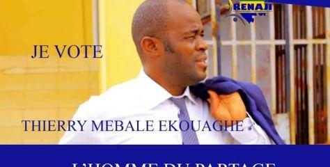 Gabon /Élection du RENAJI: les raisons du retrait de Thierry MEBALE EKOUAGHE