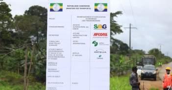Gabon /Axe PK24-PK 105: La SAG annonce le démarrage des travaux