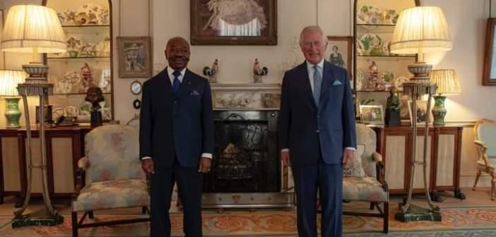 Protection de l'environnement: Ali BONGO réitère l'engagement du Gabon au Prince Charles