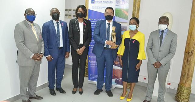 Le Gabon inaugure la zone d'investissement spéciale d'Ikolo, à Lambaréné
