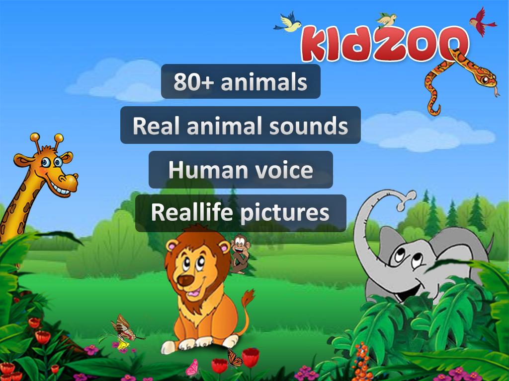 Kids Zoo Zoo For Kids Learn Animals Sounds Bird
