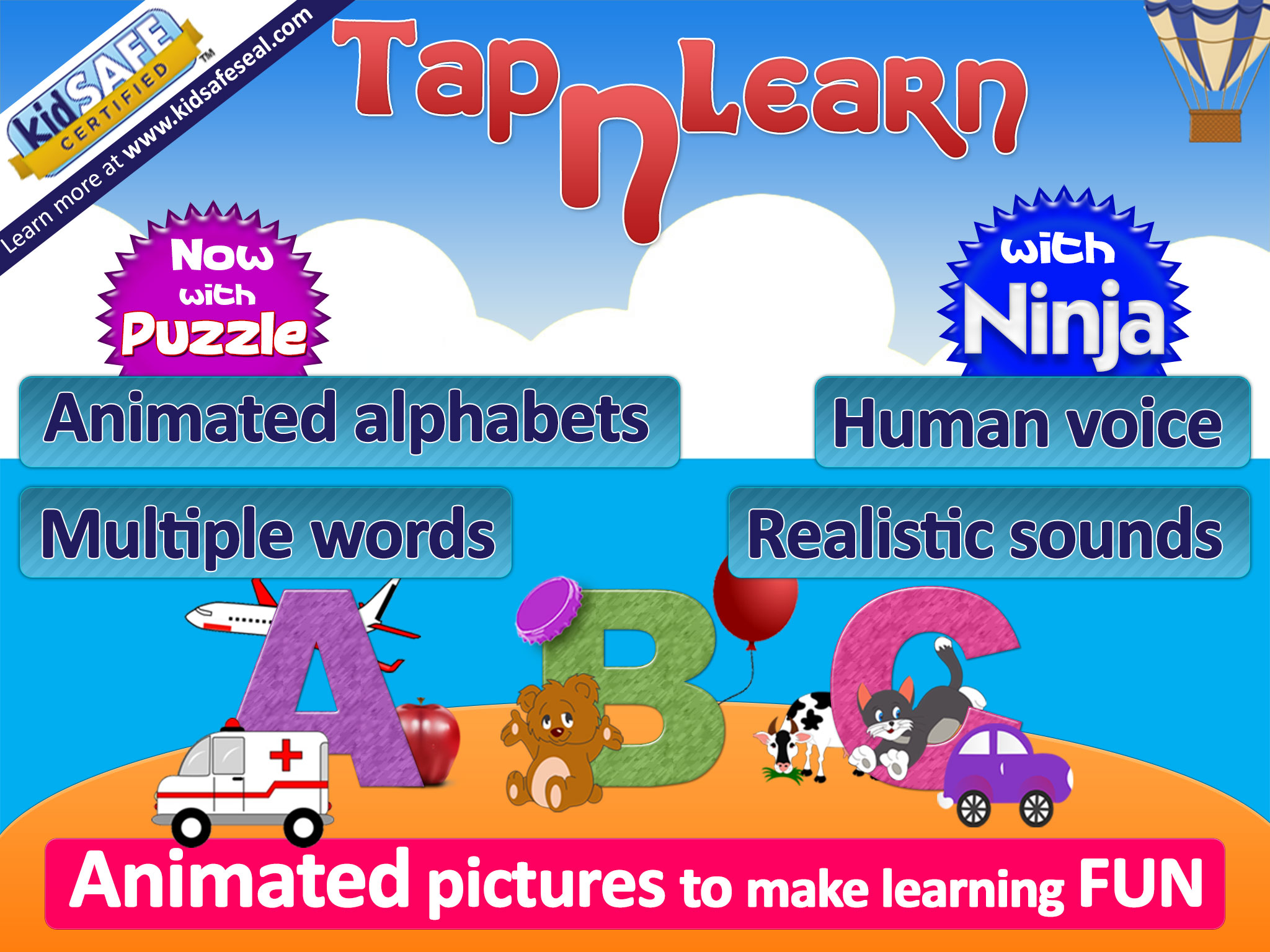 Abc For Toddlers Learn Alphabets Animated Abc Alphabet
