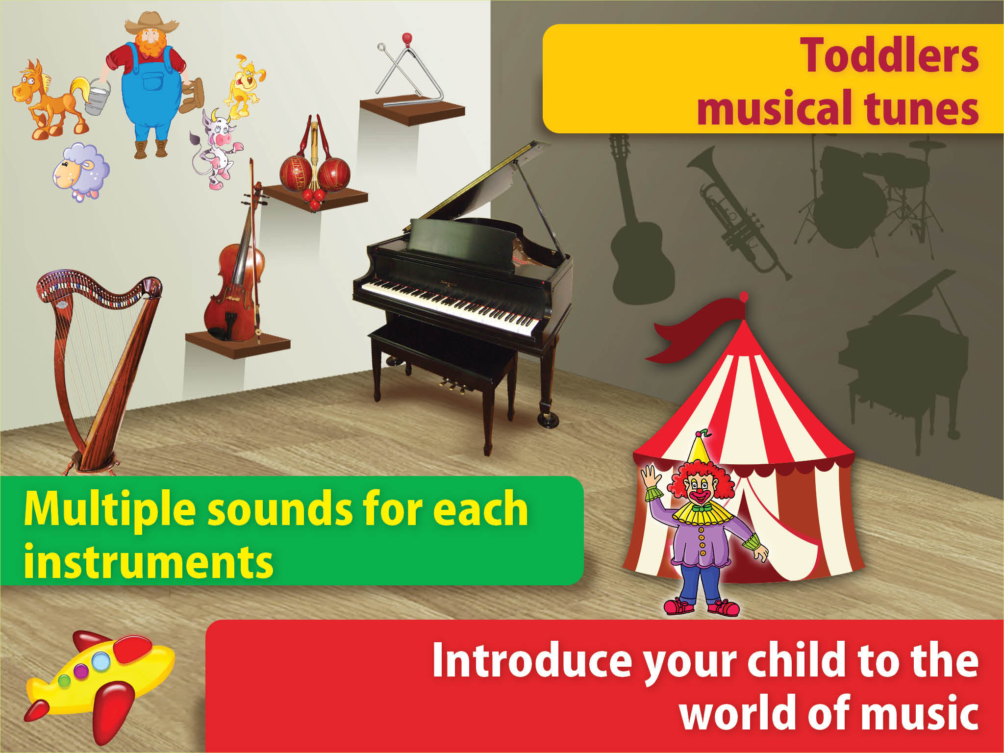 Musical Instruments Sounds