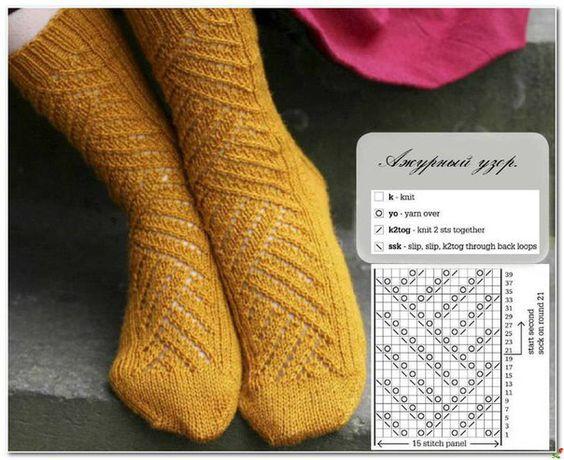 Kvinne sokker