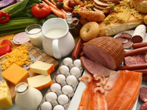 якість харчових продуктів