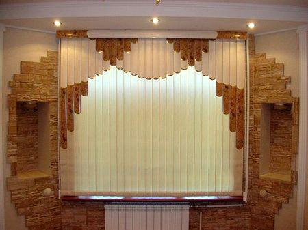 оформление кухонного окна фото идеи дизайн 3