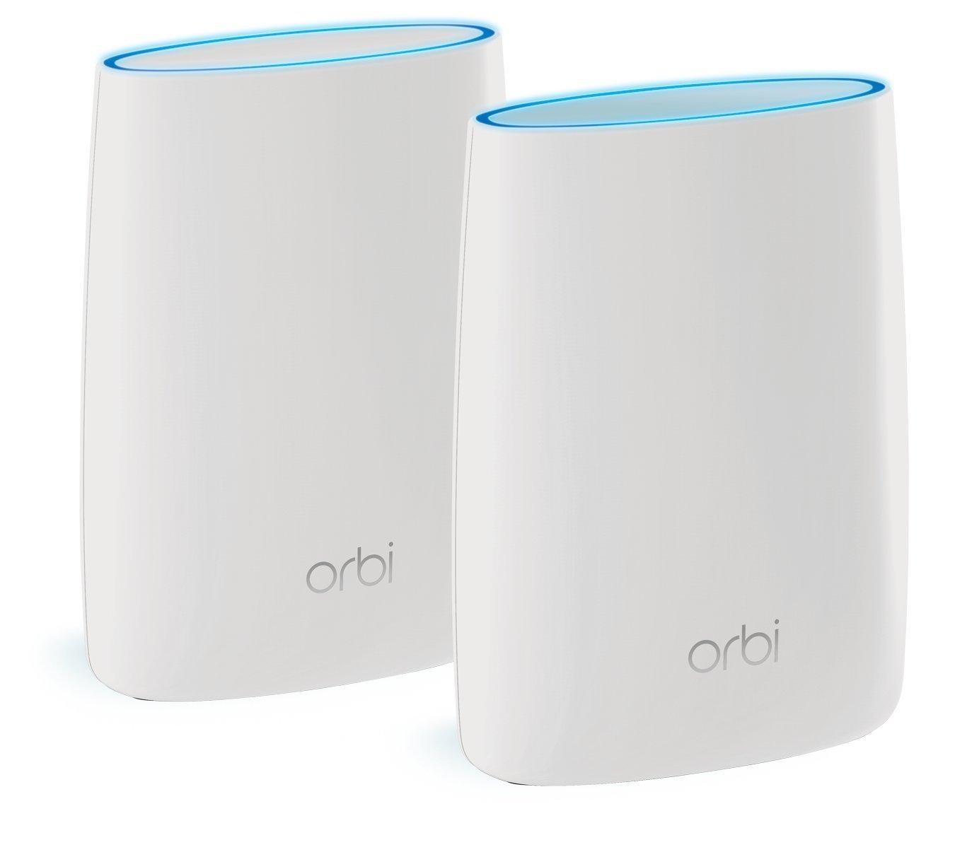 Netgear Orbi AC3000 обзор, фото, отзывы, сравнение