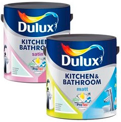 Dulux kitchens bathrooms