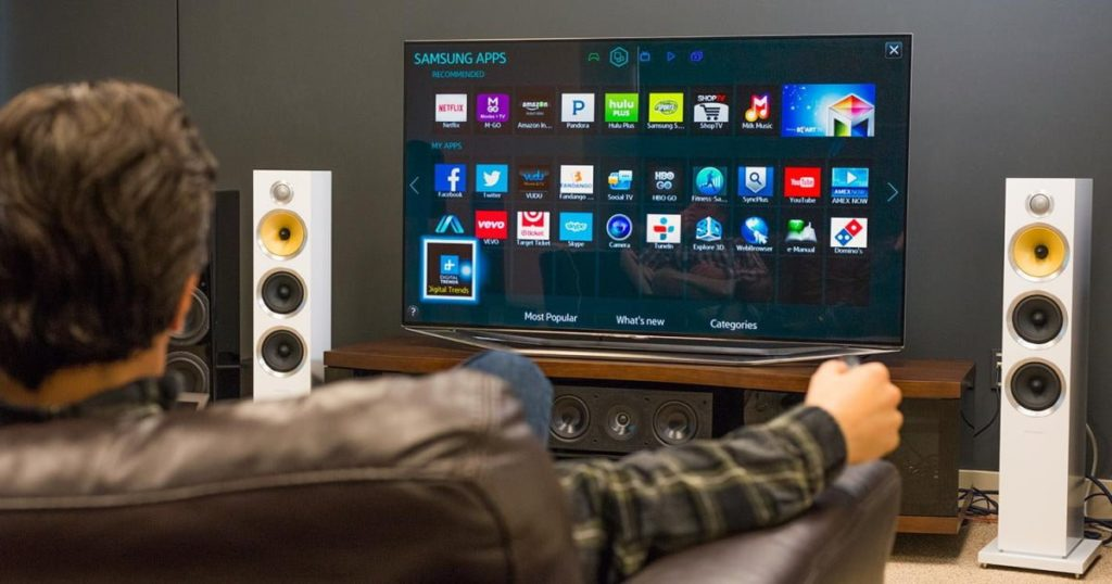 Internet speed for smart TV is not always stable