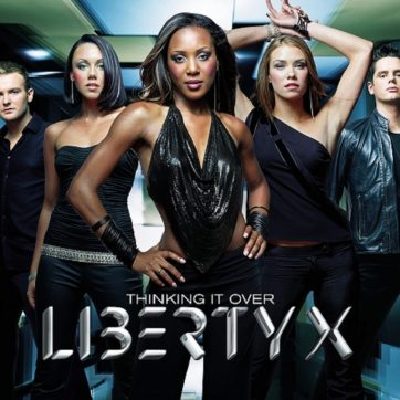 Liberty X - Thinking It Over