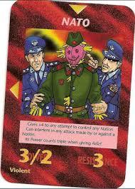 イルミナティカードの予言 Ver141 NATO編