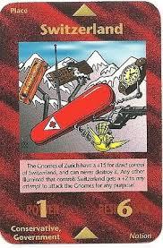 イルミナティカードの予言 Ver163  スイス編