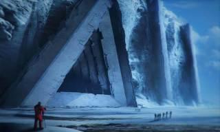 南極の下にアトランティスが眠る