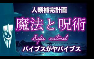 【人類補完計画】魔法と呪術