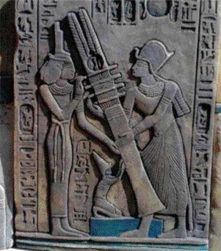 古代エジプトに電気あった説