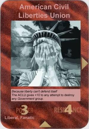 イルミナティカードの予言 Ver363  アメリカ市民自由連合編