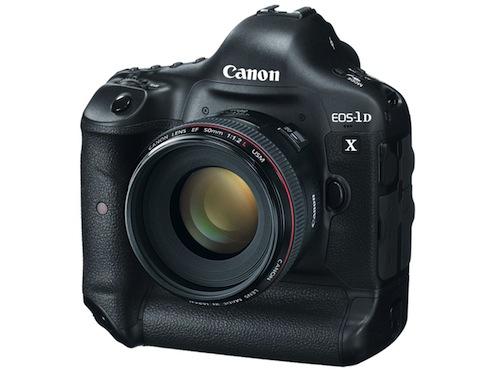 Le Canon 1DX, nouvelle star des stades