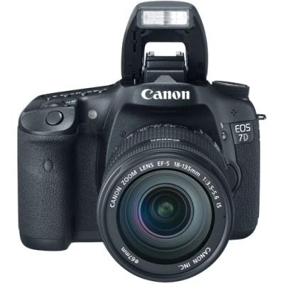 Le 7D, chef de file des APS-C Canon