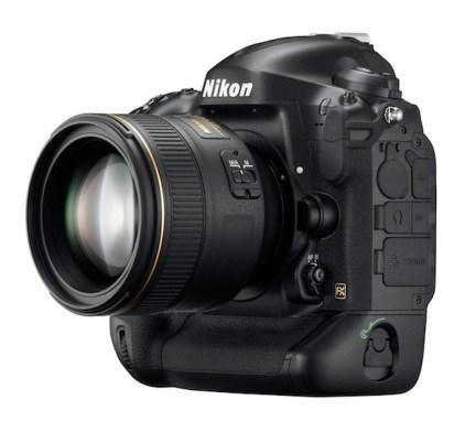Le Nikon D4, au sommet de la gamme Nikon
