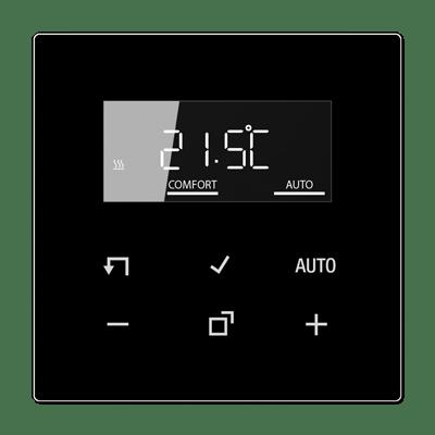 Pokojový termostat JUNG s displayem