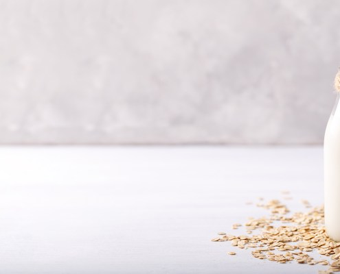 Can oat milk gain a foothold in the UK market?