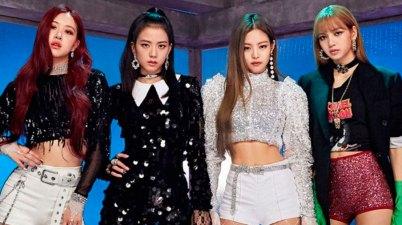 El grupo surcoreano Blackpink