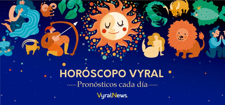 Horóscopo Vyral del lunes