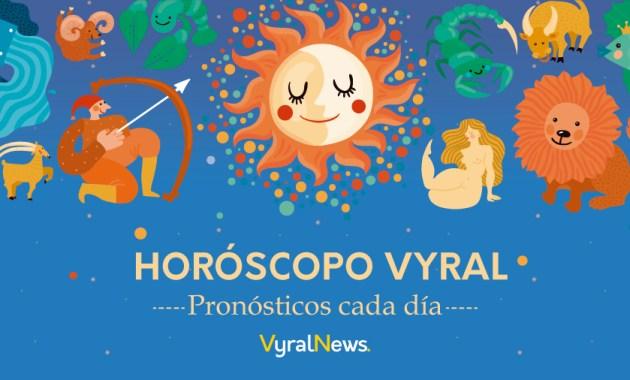 Horóscopo Vyral del viernes