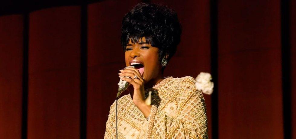 Jennifer Judson le da vida a Aretha Franklin en Respect