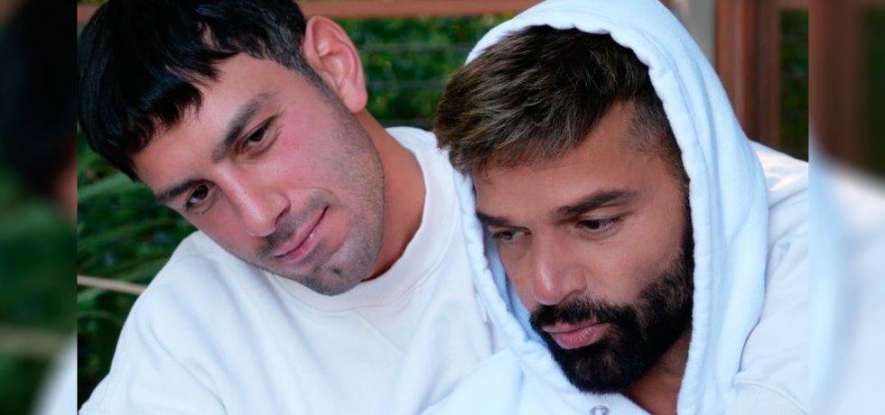 Ricky Martin y Jwan Yosef Vyral News