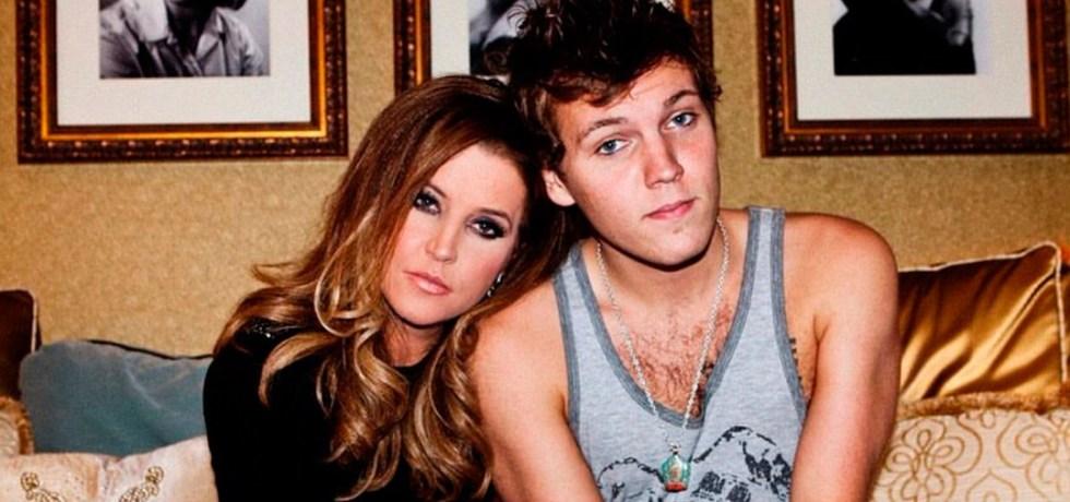 Benjamin Keough hijo de Lisa Marie Presley y nieto de Elvis Presley