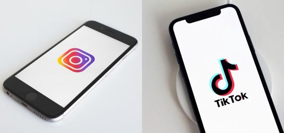 Instagram Vs. TikTok