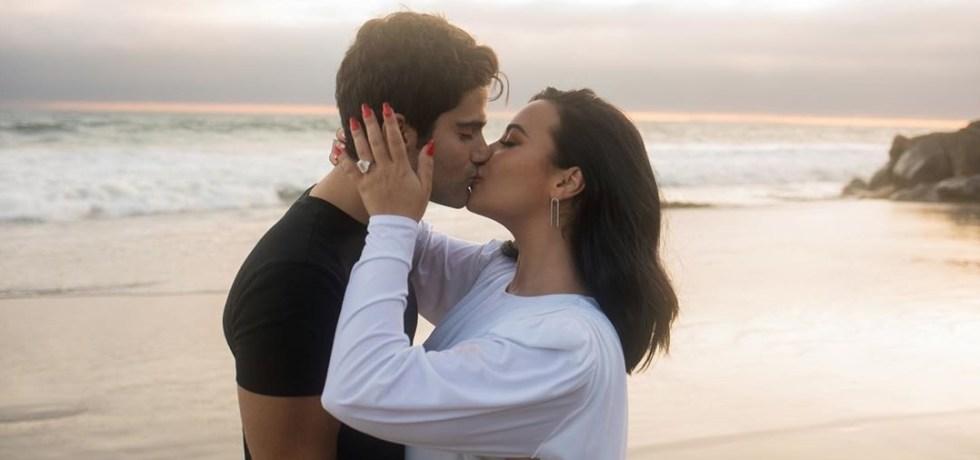 Demi Lovato y su futuro esposo