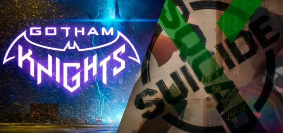 DC presenta Gotham Knights y Suicide Squad: Kill the Justice League
