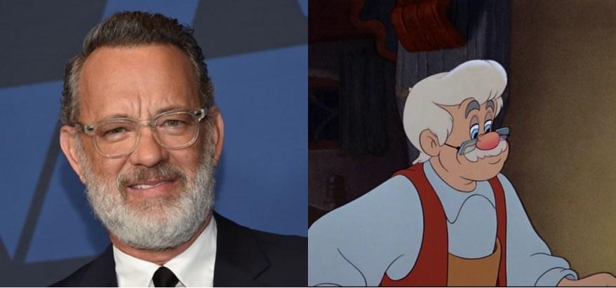 Tom Hanks gepetto