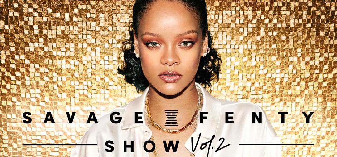 Rihanna regresa con su Savage X Fenty Show Vol. 2
