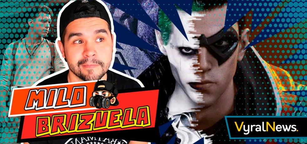 Mylo Brizuela en noticias sobre el Joker de Jared Leto podría ser un nuevo Robin y las imágenes de Tom Holland