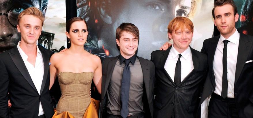 Elenco de Harry Potter